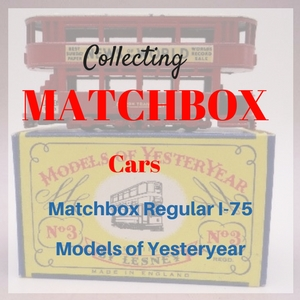 Spot the Difference – An Introduction to Collecting Matchbox Cars